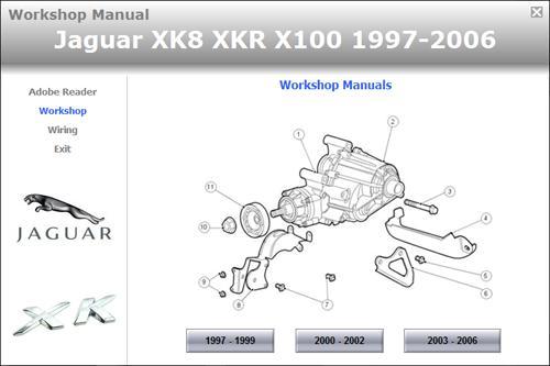 2000 Jaguar Xk8 Wiring Diagram Free Download Wiring Diagram