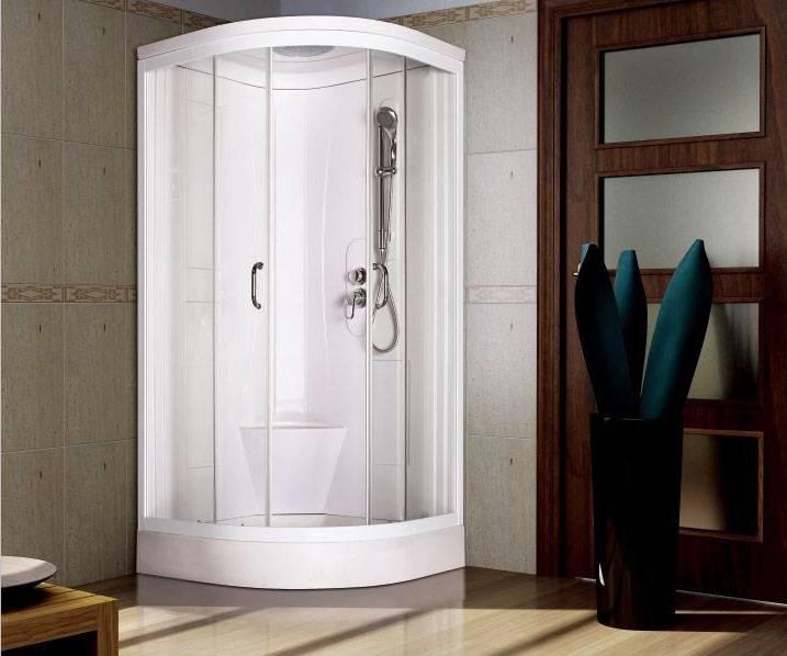 New Hydra 800mm Quadrant Corner Shower Cabin Enclosure Cubicle No Steam Ebay