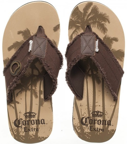 Corona Beer Bottle Opener Mens Palm Tree Beach Party Pool