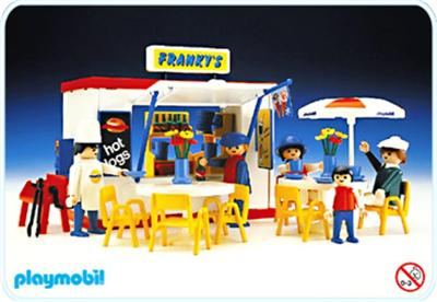 Playmobil Fast Food Restaurant