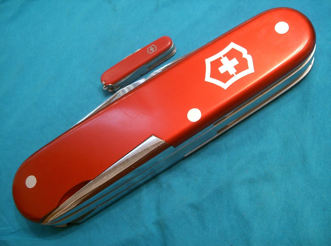 Giant Victorinox Display Knife Swiss Army Knights Forum