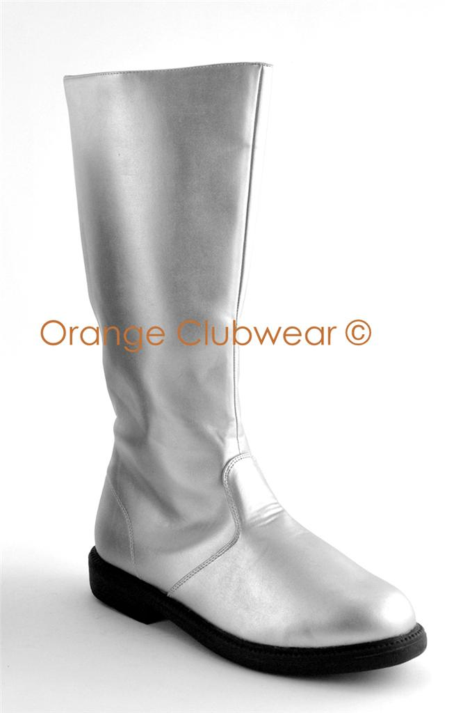 silver astronaut shoes - photo #3