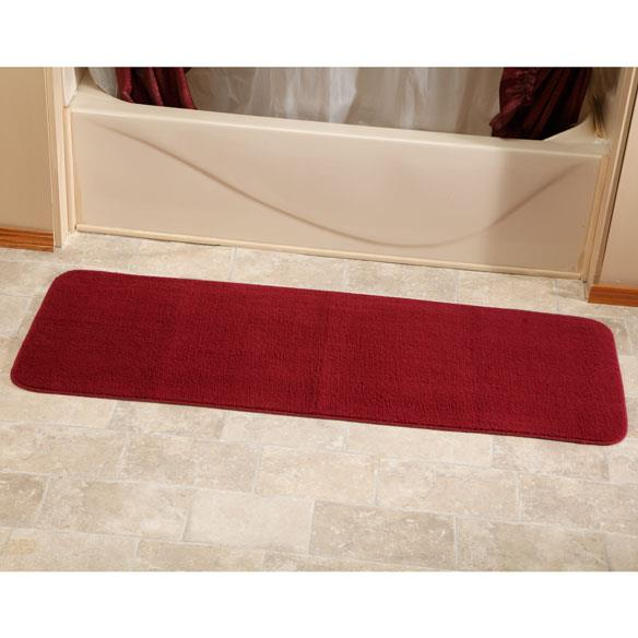 60 Quot Bathroom Rug Runner Long Bath Mat Rugs