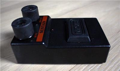 Guitar Sustain Pedal For Sale : mxr commande series model 163 sustain pedal for electric guitar w original box ~ Russianpoet.info Haus und Dekorationen
