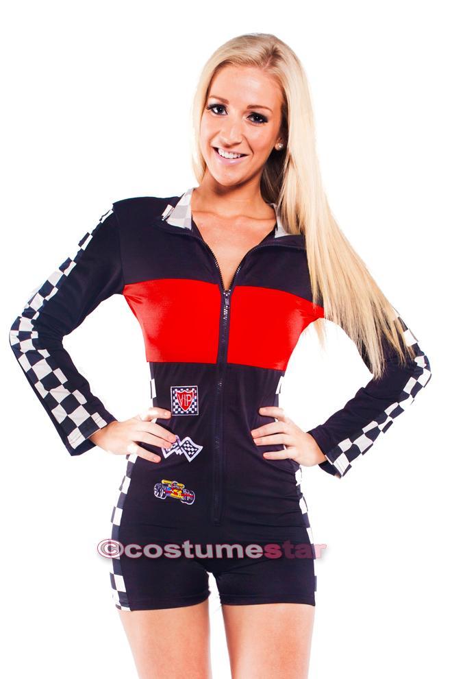 grid girl costume racer racing sport driver super car. Black Bedroom Furniture Sets. Home Design Ideas
