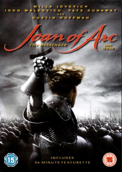 LUC BESSON - JOAN OF ARC : THE MESSENGER - DVD