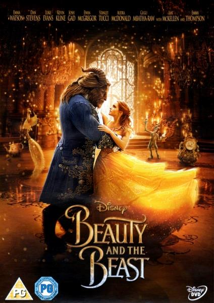 WALT DISNEY - BEAUTY AND THE BEAST - DVD