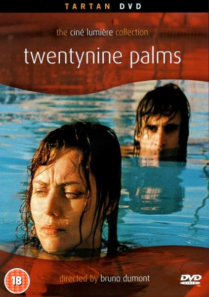BRUNO DUMONT - TWENTYNINE PALMS - DVD