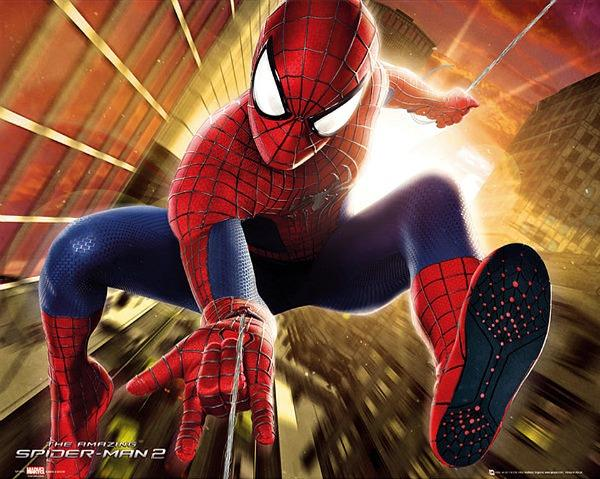 MINI POSTER (40CM X 50CM) - THE AMAZING SPIDER-MAN : SWING - Poster / Display