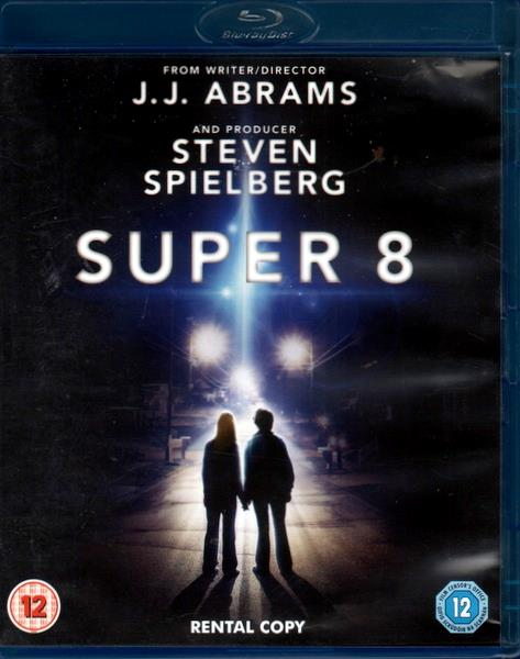 JJ ABRAMS - SUPER 8 - Blu-ray Disc