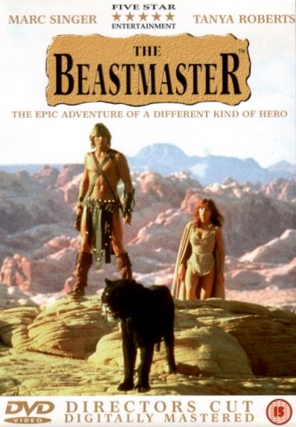 DON COSCARELLI - THE BEASTMASTER (DIRECTOR'S CUT) - DVD