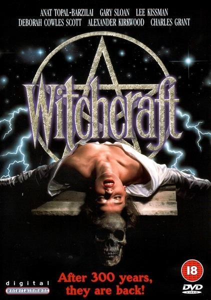 ROBERT SPERA - WITCHCRAFT - DVD