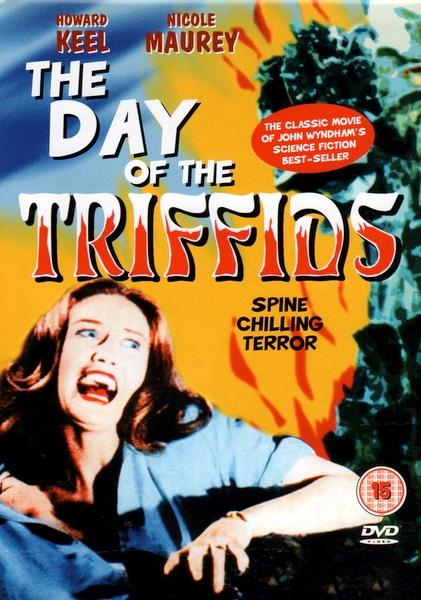 HOWARD KEEL - DAY OF THE TRIFFIDS - DVD