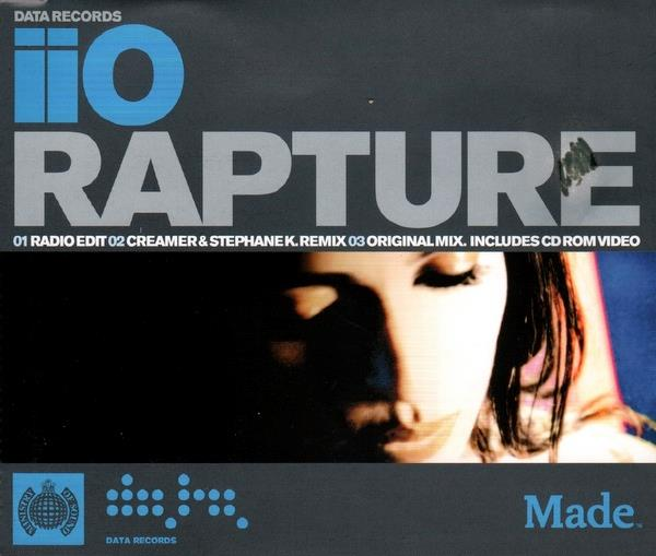 Iio Rapture Records Lps Vinyl And Cds Musicstack