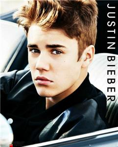 Justin Bieber Mini Poster 40cm x 50cm new and sealed Pin Up