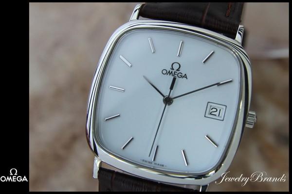 Omega De Ville Square Watch