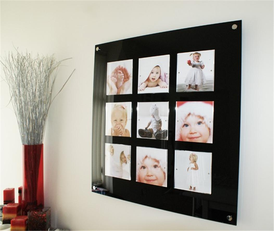 Xl 28 5 Quot Square Magnetic Picture Photo Frame For 9x 6x6