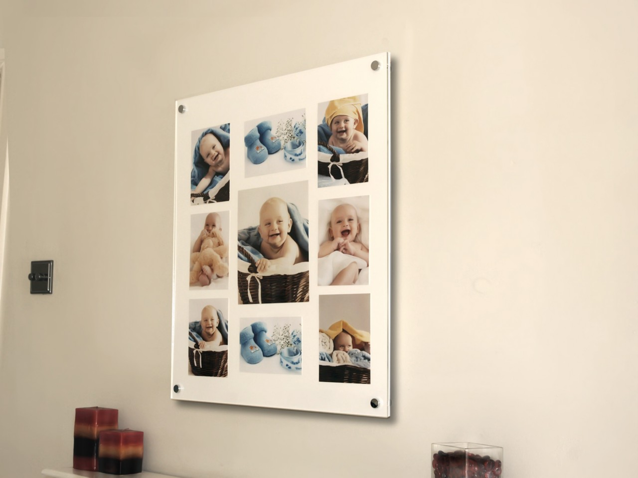 Details about Multi picture photo frame 10 x 8 /6 x 4 / 7x5\