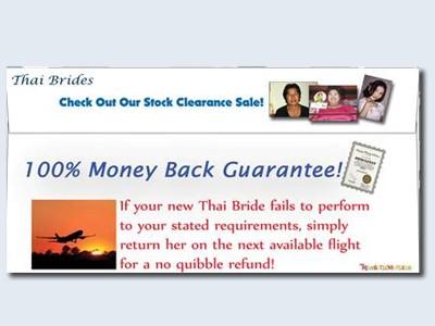 Bride Prank Envelope Thai 75