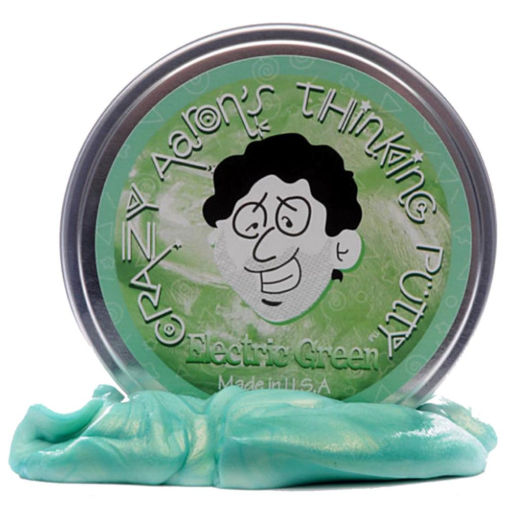 how to shatter thinking putty