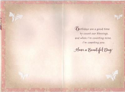 Hallmark Mahogany Birthday Greeting Card For Sister Jpg 400x295 Mahogony Quotes