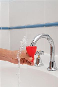 Dreamfarm Tapi Faucet Fountain – Home Water / Drinking Fountain