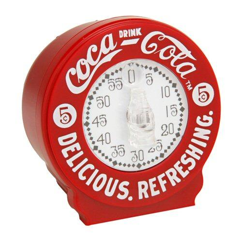 Tablecraft Coca Cola Coke 60 Minute Kitchen Timer Ebay