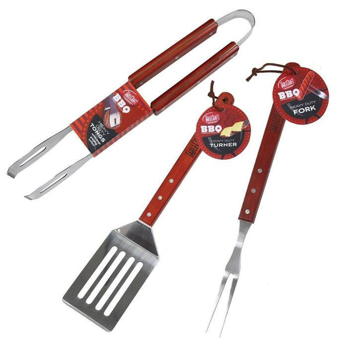 Tablecraft Bbq Series 3pc Heavy Duty 18 Quot Stainless Spatula