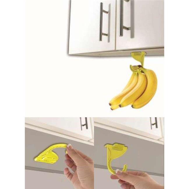 Jokari Under Cabinet Mount Banana Hook Hanger Ebay
