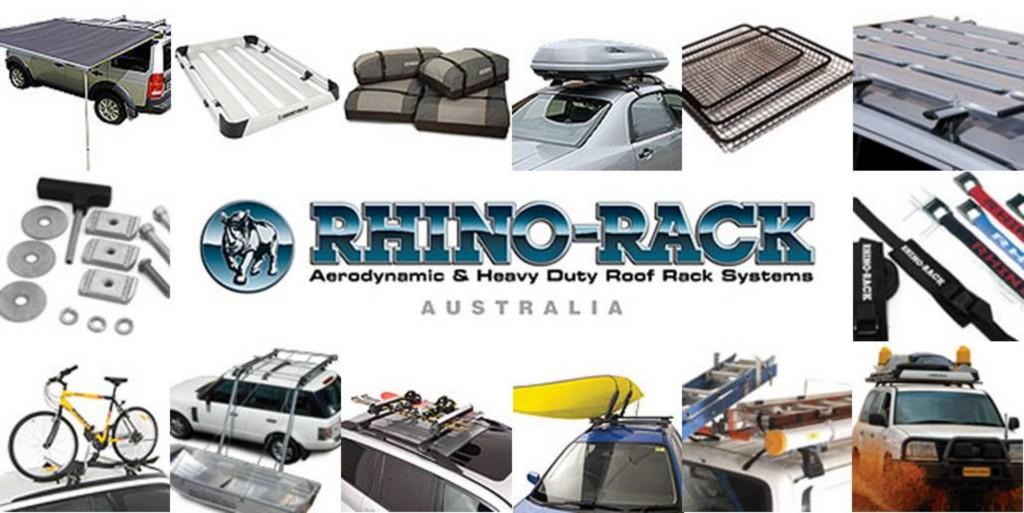 Rhino Roof Rack Fixed Single Kayak Canoe Watercraft