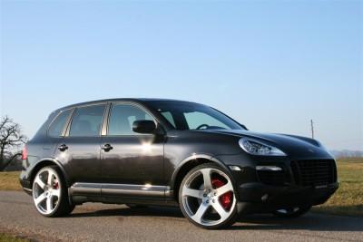 Porsche Cayenne Wheels 22