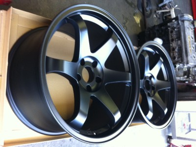 Hyundai Genesis Coupe Wheels 19