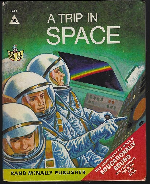 Image for TRIP IN SPACE