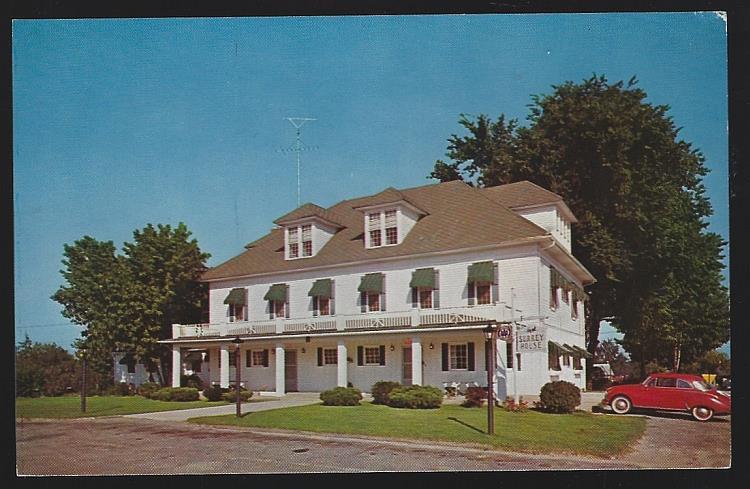 SURREY HOUSE, HARRISON, MICHIGAN, Postcard