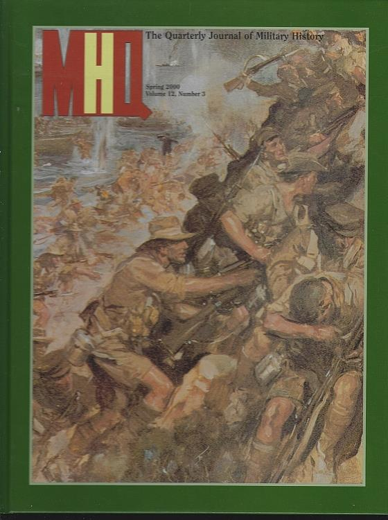 Image for MHQ: THE QUARTERLY JOURNAL OF MILITARY HISTORY, SPRING 2000