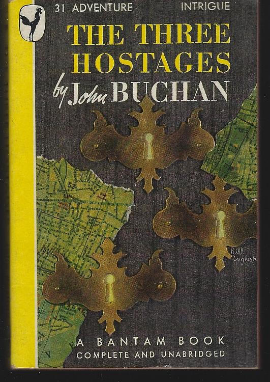 THREE HOSTAGES, Buchan, John