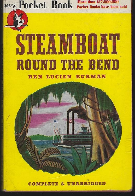 STEAMBOAT ROUND THE BEND, Burman, Ben Lucien
