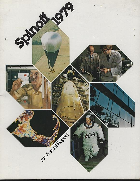 NASA SPINOFF 1979 An Annual Report, Haggerty, James