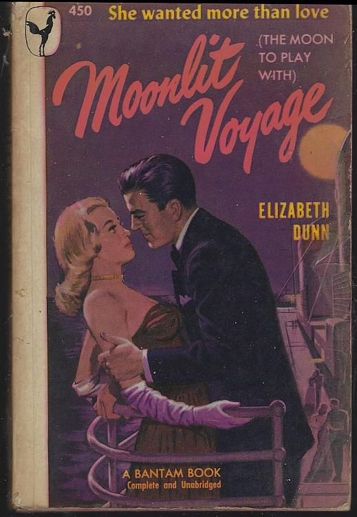 MOONLIT VOYAGE, Dunn, Elizabeth