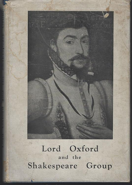 LORD OXFORD AND THE SHAKESPEARE GROUP, Douglas, Lieut. -Colonel Montagu