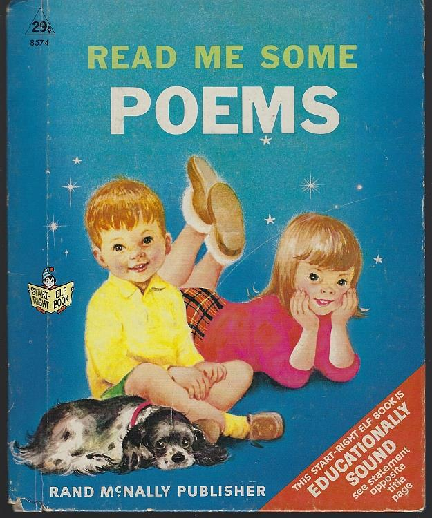 READ ME SOME POEMS, Cooper, Marjorie Illustrated by