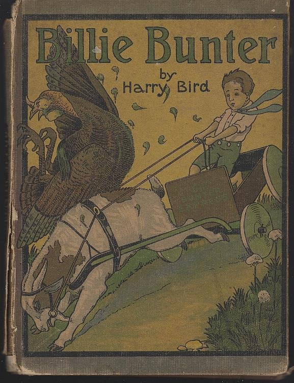 BILLIE BUNTER AND MOLLY THE MULE, Bird, Harry and Rosalie Mendel