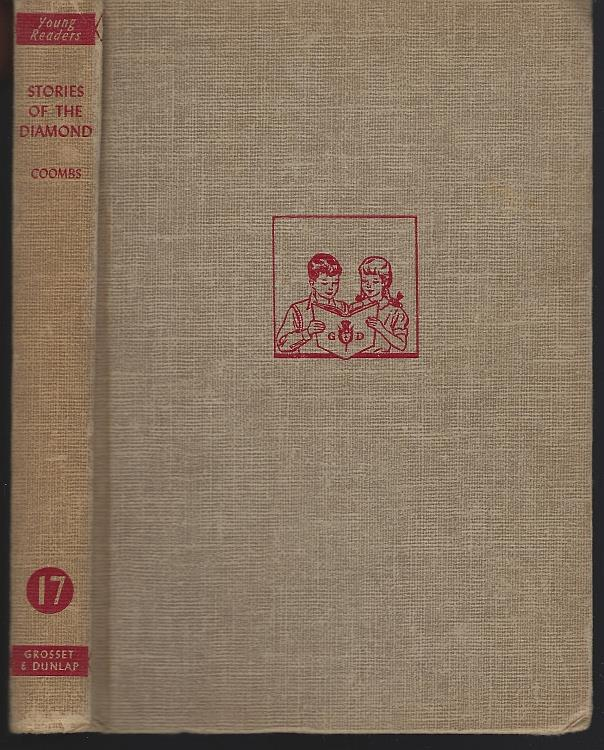YOUNG READERS STORIES OF THE DIAMOND, Coombs, Charles