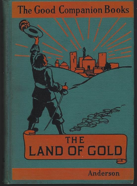 LAND OF GOLD, Anderson, Charles
