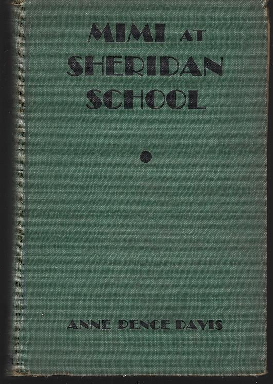 MIMI AT SHERIDAN SCHOOL, Davis, Anne Pence