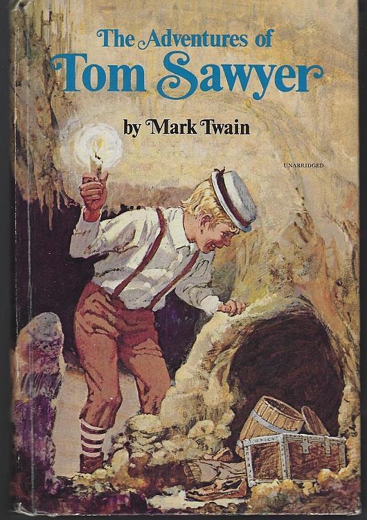 ADVENTURES OF TOM SAWYER, Twain, Mark