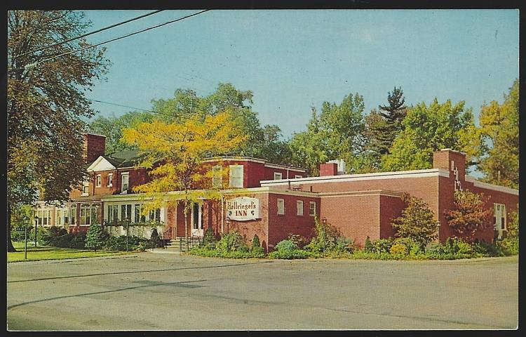 Image for HELLRIEGEL'S INN, PAINESVILLE, OHIO