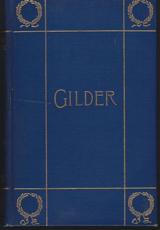 POEMS OF RICHARD WATSON GILDER, Gilder, Richard Watson