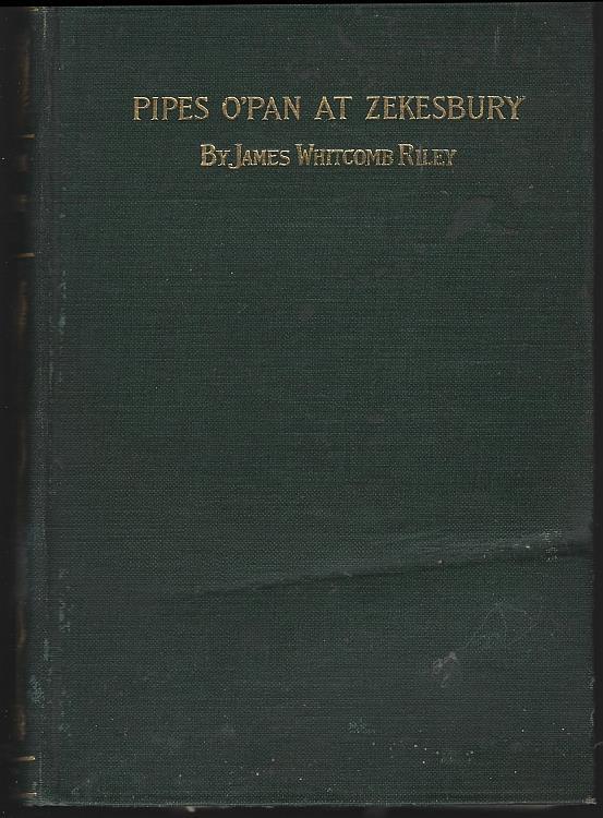 PIPES O' PANE AT ZEKESBURY, Riley, James Whitcomb