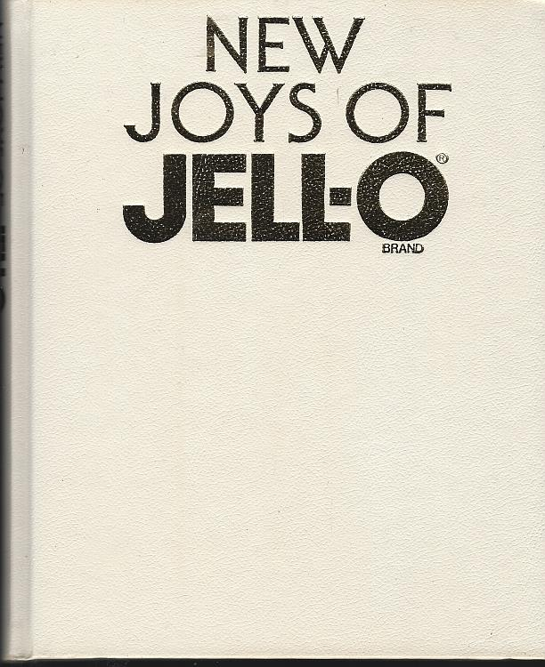 Image for NEW JOYS OF JELL-O